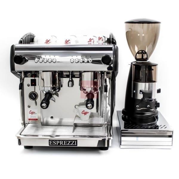 Esprezzi Ultra Compact 2 Group Coffee Machine