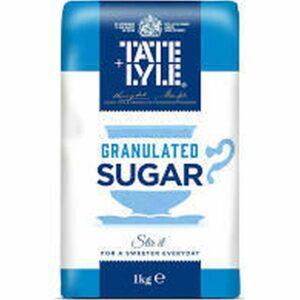 1 sugar
