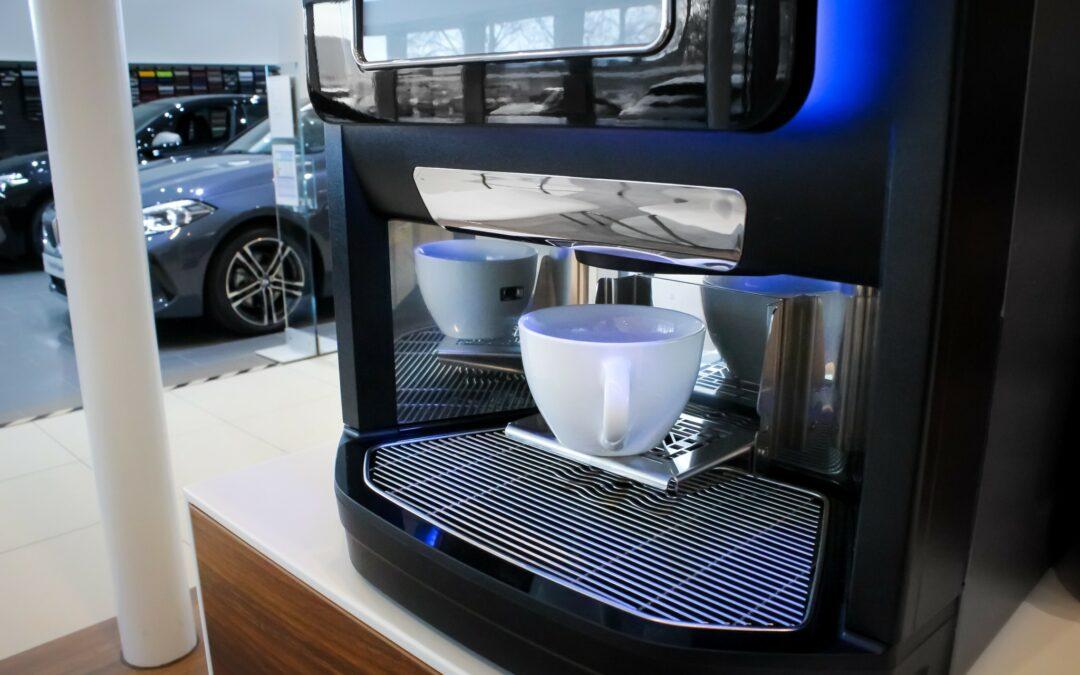 Coffee Vending Machine Rental