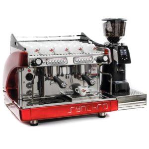 Synchro 2 Group Coffee Machine