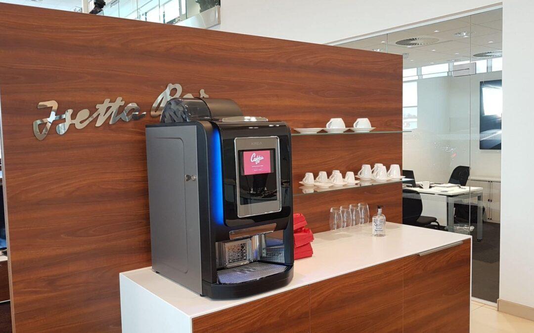 Office Coffee Machine London