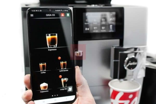 Coffee Machine With App Control 1