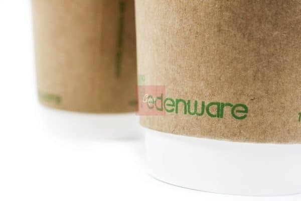 Edenware Double Wall Paper Cups