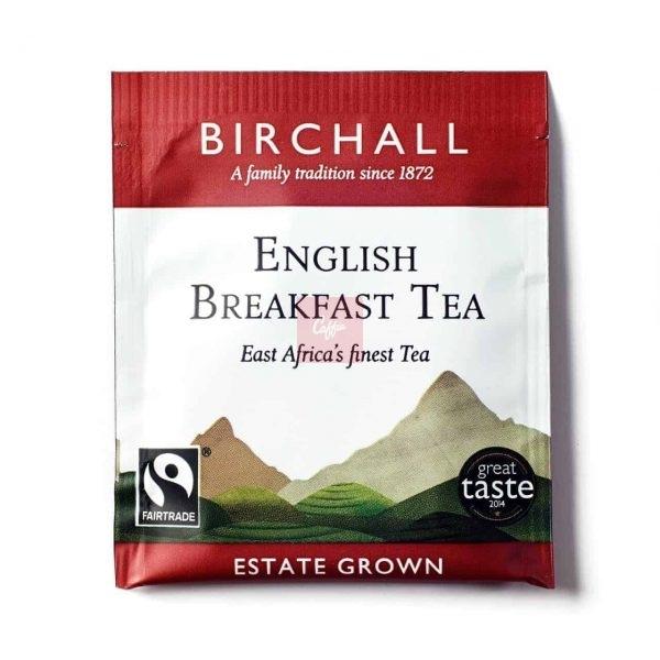 English breakfast tea 50 enveloped tea bags envelope