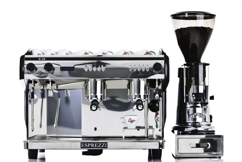 Esprezzi Ultra 2 Group Coffee Machine