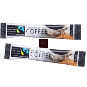Fairtrade Instant Coffee Sticks