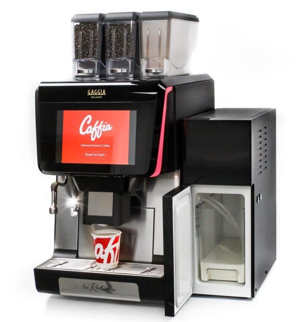 Gaggia La Radiosa Coffee Machine