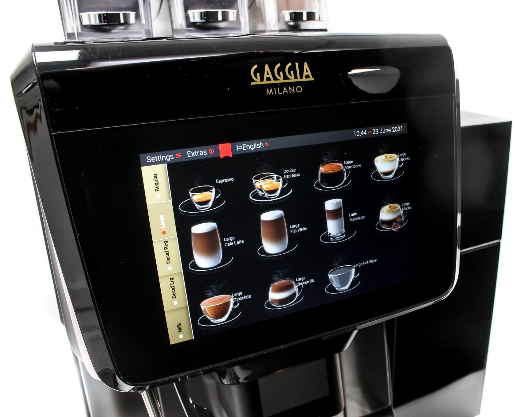 Gaggia Radiosa Coffee Machine Image