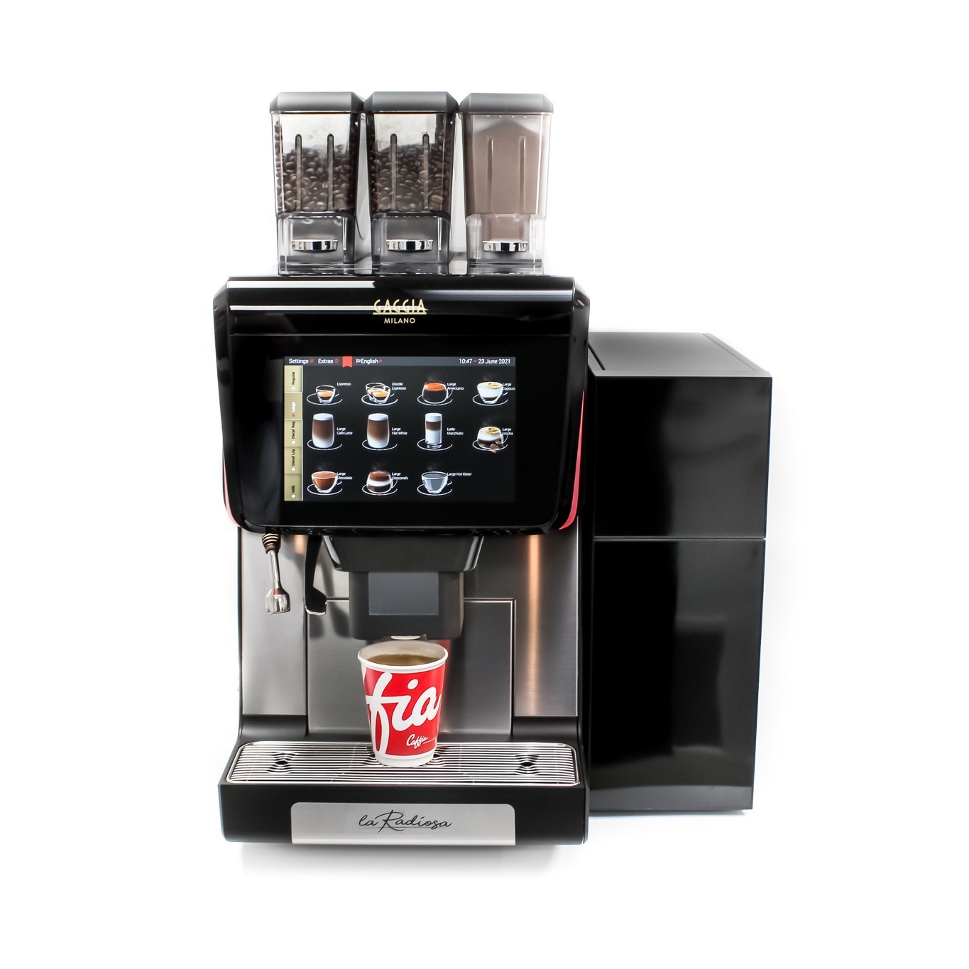 Commercial Bean To Cup Coffee Machines Belfast