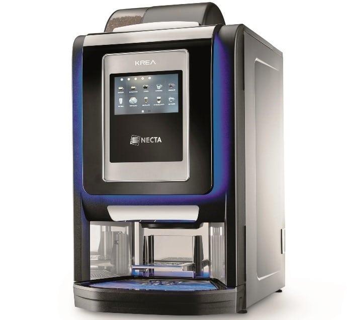 Bean to cup coffee machine London