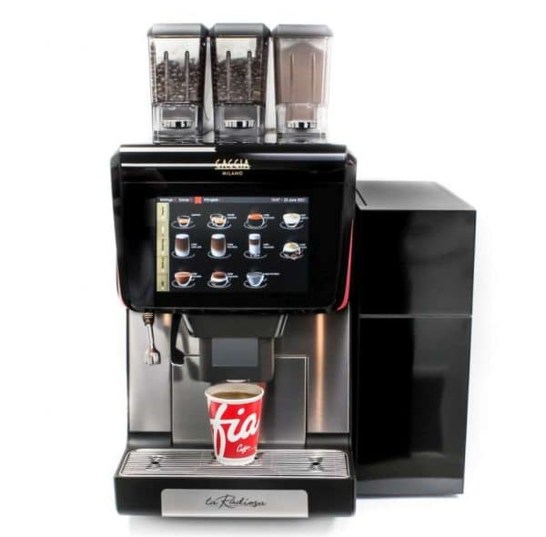 Bean To Cup Coffee Machines with Fresh Milk