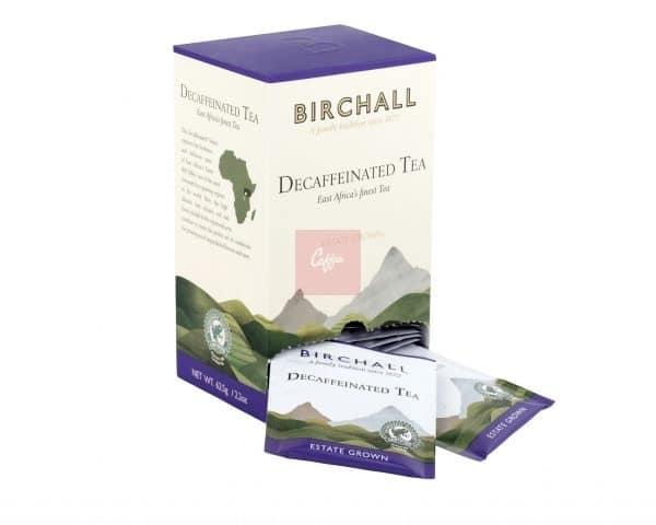 birchall decaffeinated tea 25 enveloped tea bags side open scaled e1627648152181