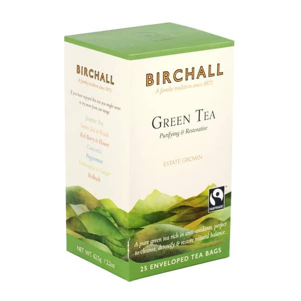 birchall green tea 25 enveloped tea bags side top 600x600 1