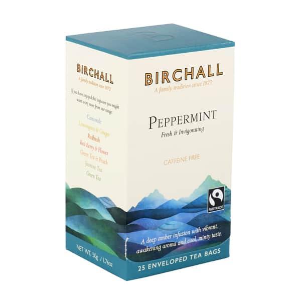 birchall peppermint 25 enveloped tea bags side top 600x600 1