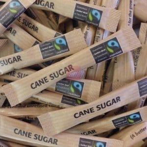 fairtrade brown sugar sticks x 1000356