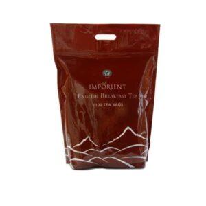 imporient english breakfast tea 1100 tea bags