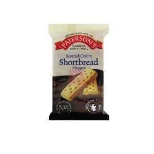patersons scottish cream shortbread