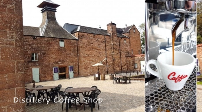 Coffee Machine For Distillery Coffee Shop