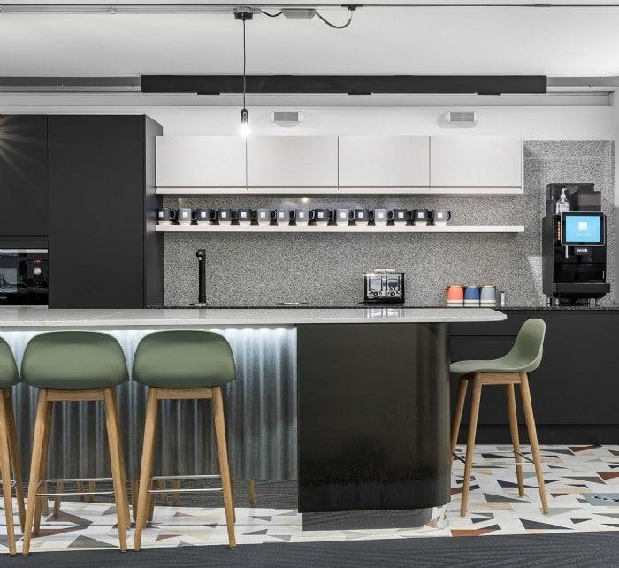 London Design Studio New Coffee Machine