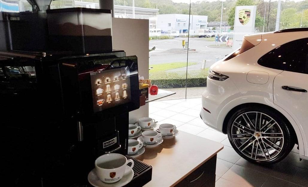 Coffee Machines Cambridgeshire