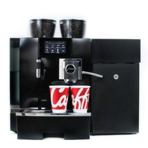 Plumbed In Coffee Machine