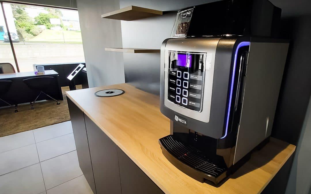 necta coffee machine price